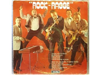 "ROCK-RAGGE / ""ROCK-RAGGE"" -- MUSICA BMU 101 - Bara - ROCK-RAGGE / ""ROCK-RAGGE"" -- MUSICA BMU 101 - Bara"