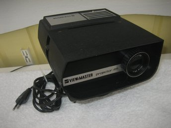 VIEW-MASTER PROJECTOR 411