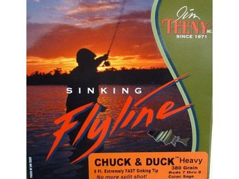 Teeny Chuck & Duck (CD79 Heavy) fluglina