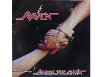 Raven title* Break The Chain* Heavy Metal UK 7""