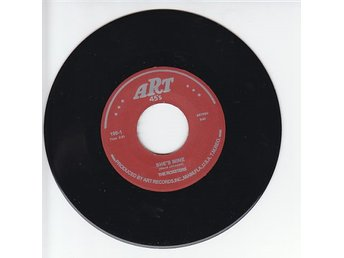 Vinyl Singel The Roxsters-I Was Doin It Too/She's Mine