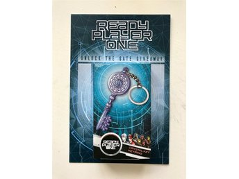 Ready Player One - Nyckel - Crystal Key ring