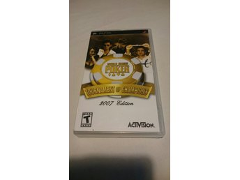 PSP / World Series Of Poker 2007 Edition (M)