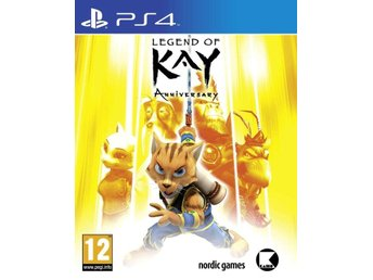 Legend of Kay PS4 (PS4)