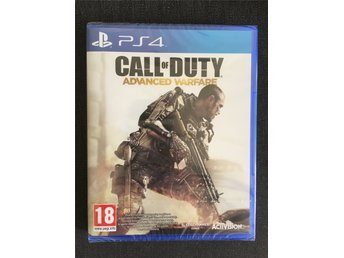COD Advanced Warfare PS4 - Nytt och inplastat
