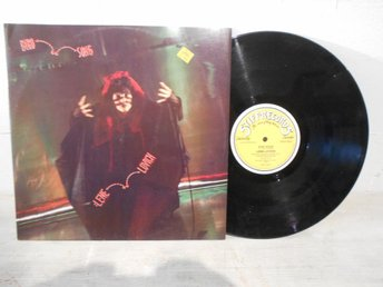 "Lene Lovich - 12"" Bird Song UK Orig-79 STIFF !!!!!"