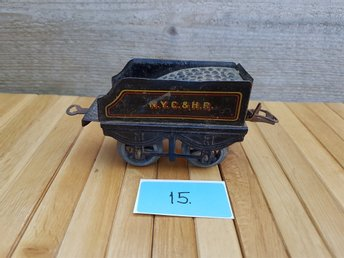 Fandor Made in Germany Tender N.Y.C.&.H.R. Kolvagn Nostalgi Kult Retro Nr 15