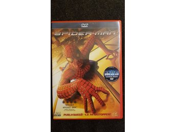 DVD: Spider-man