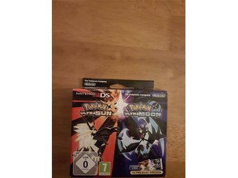 Pokémon Ultra Dual Edition Nintendo 3DS