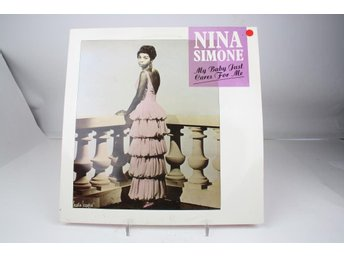LP -NINA SIMONE-MY BABY JUST CARE FOR ME-1982