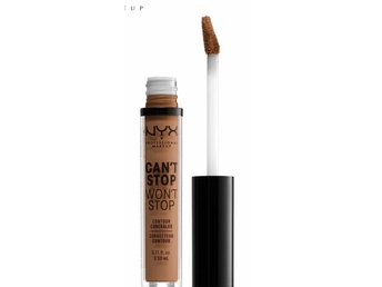 NYX PROFESSIONAL MAKEUP CAN'T STOP WON'T STOP CONCEALER Mahogny