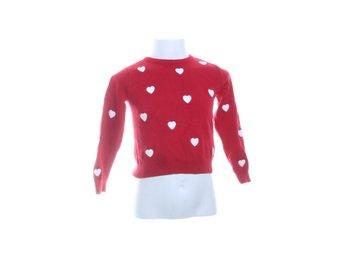 Tröja med skjortkrage RödVit BARN | H&M SE