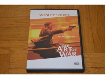 The Art Of War - 2000 ( Wesley Snipes Donald Sutherland Anne Archer ) DVD