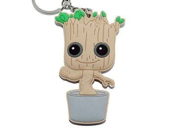 Nyckelring Groot från Guardians of the Galaxy