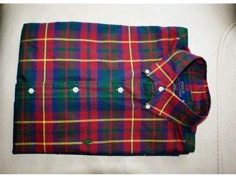 POLO RALPH LAUREN skjorta , strl M, NYSKICK! - Hallstahammar - POLO RALPH LAUREN skjorta , strl M, NYSKICK! - Hallstahammar