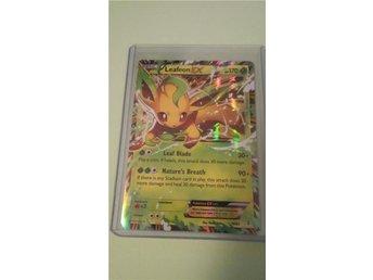 Leafeon EX Pokemon kort Ultra rare - Eskilstuna - Leafeon EX Pokemon kort Ultra rare - Eskilstuna