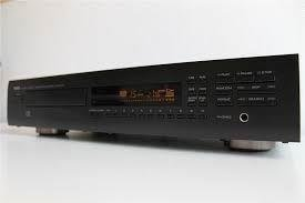 YAMAHA CDX-470 NATURAL SOUND COMPACT DISC PLAYER