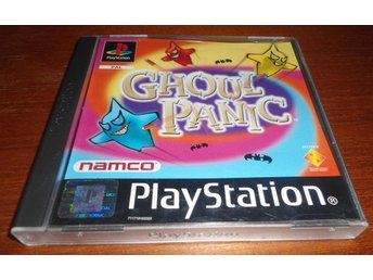Ghoul Panic - PS1 / Playstation 1