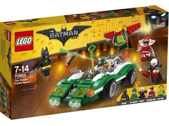 LEGO Batman Movie - Gåtan Racerbil 70903