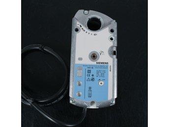Siemens GMA321.1E rotary actuator 220V 7nm - Bro - Siemens GMA321.1E rotary actuator 220V 7nm - Bro