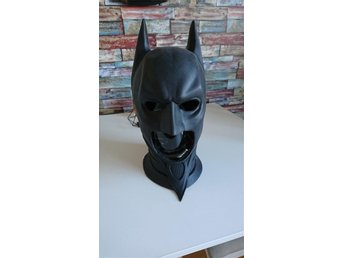 Batman cowl, the dark knight
