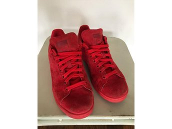 Stan Smith Red Mocka