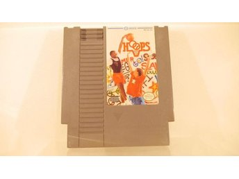 Hoops - Nintendo NES - NTSC (USA)