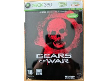 Gears of War Limited Collectors Edition