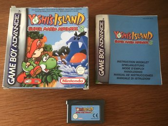 Gameboy Advance Yoshis Island