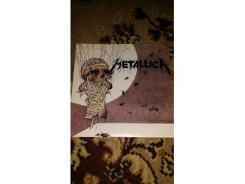 Metallica One/The Prince, singel (7:a), Electra 7-69329.