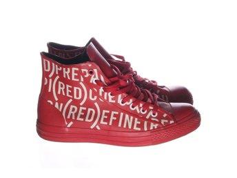 Converse, Sneakers, (RED), Gummi, Strl: 42, Röd - Stockholm - Converse, Sneakers, Modell: (RED), Gummi, Strl: 42, Färg: RödVaran är i normalt begagnat skick. Om hur vi bedömmer skick: Varan säljs i befintligt skick och endast det som syns på bilderna ingår om ej annat anges. Vi värderar samtliga  - Stockholm