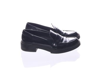 Zara Woman, Loafers, Strl: 39, Svart