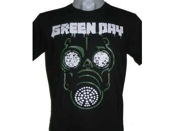 T-SHIRT: GREEN DAY  (Size S)