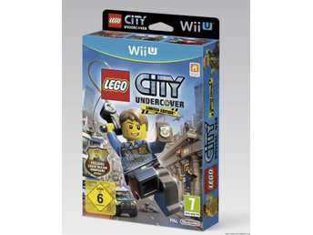 LEGO City Undercover: Limited Edition - WiiU