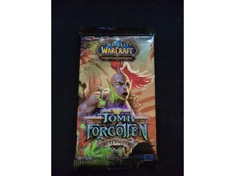 World of Warcraft TCG Kort - Tomb of the Forgotten Booster Pack