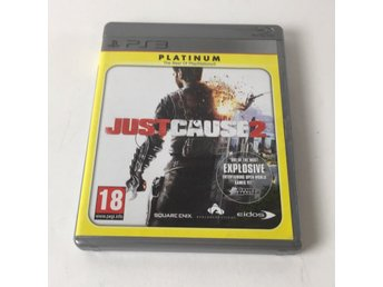 Ps3, TV-Spel, JustCause2