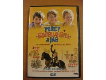 PERCY , BUFFALO BILL & JAG - DVD