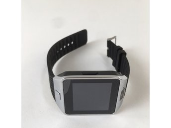 Armbandsur, Smart Watch, Svart