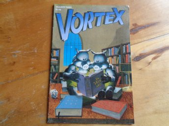 VORTEX Number Three 1983