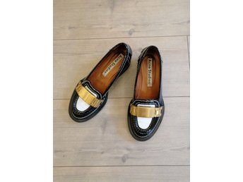 Acne skor loafers