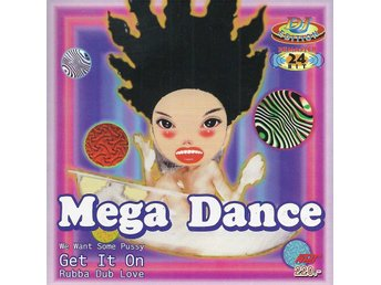 Mega Dance (DJ Edition) - 1999 - CD - Italodance / Euro House