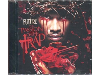 Future - The Passion Of The Rap - CD + DVD - Promo - NEW