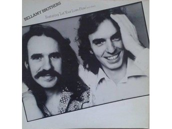 "Bellamy Brothers  titel*  Featuring ""Let Your Love Flow"" (And Others)"