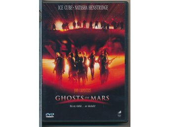 Ghosts of Mars (2001) Ice Cube, Natasha Henstridge - åmål - Ghosts of Mars (2001) Ice Cube, Natasha Henstridge - åmål