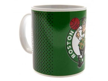 Boston Celtics Mugg Fade