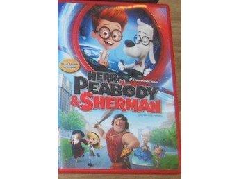 DVD PEABODY OCH SHERMAN - Torshälla - DVD PEABODY OCH SHERMAN - Torshälla