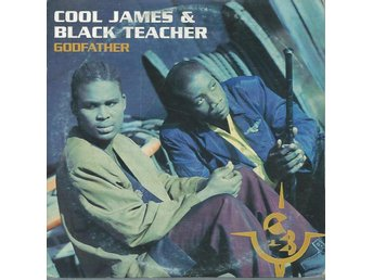 COOL JAMES & BLACK TEACHER -GODFATHER (CD MAXI/SINGLE )