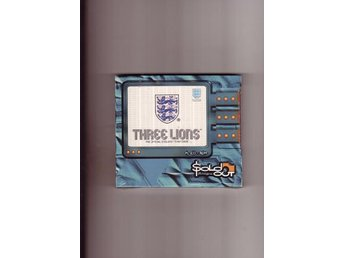 Three Lions Foot ball    **Nytt Inplastat**