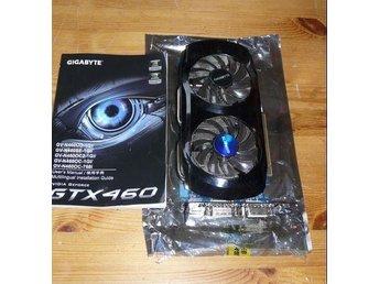 GeForce GTX 460 1024MB - Långsele - GeForce GTX 460 1024MB - Långsele
