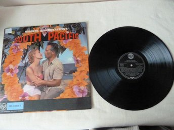 SOUTH PACIFIC, AN ORIGINAL SOUNDTRACK RECORDING OF THE MAGNA THEATRE.., LP